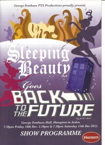 Sleeping Beauty programme